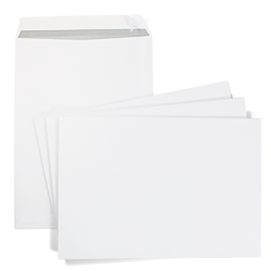 25 envelopes C4, no window (for A4)
