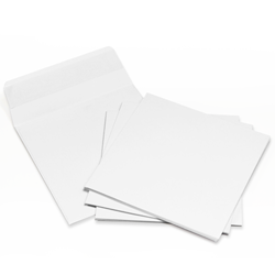 25 square envelopes