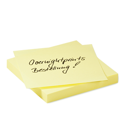 Sticky notes 76 mm x 76 mm